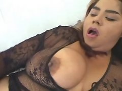 Latin fatty sucking cocks by turns